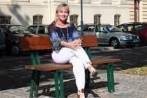 NAPOLEON I KERAMIKA. Jana Kolčářová, která učí na vyškovském gymnáziu dějepis, má mnoho zájmů. Vydala například knihu o historii vyškovské keramiky.