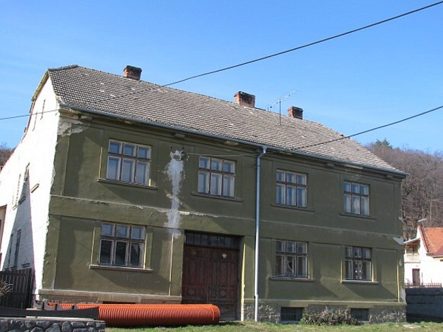 Obecní dům Slámovo v Lulči