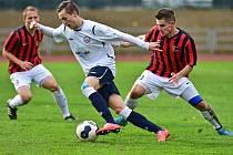 V utkání 11. kola MSFL remizoval MFK Vyškov doma s 1. SK Prostějov 1:1.