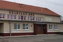 Otnické kino v budově Dělnického domu. Ilustrační foto.