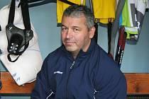 Novým šéftrenérem hokejové mládeže v Městském bruslařském klubu (MBK) Vyškov je bývalý extraligový hráč Miroslav Barus.