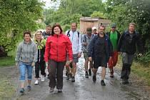 Čtyřiatřicetkrát. Tolikrát už mohli zájemci absolvovat turistický pochod z Chvalkovic u Bučovic do Chvalkovic na Hané.