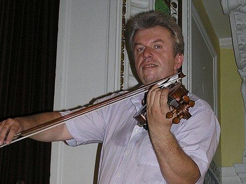 Talent a píle není všechno. Umělec musí mít podle Jaroslava Svěceného také štěstí, aby se stal úspěšný.
