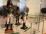Expozice Napoleon–Austerlitz - ilustrační foto.
