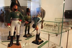 Napoleonská expozice. Ilustrační foto.