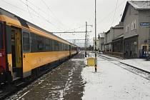 Nové rychlíkové linky budou přes Vyškov jezdit od neděle.