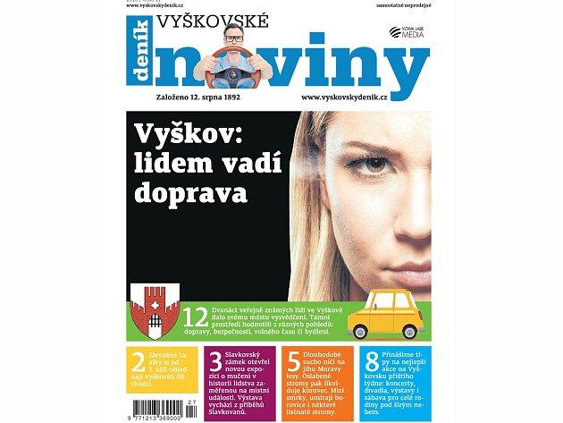 Vyškovské noviny číslo 27
