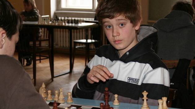 Vyškovská rošáda byla i letos součastí jihomoravského přeboru v rapid šachu mládeže ve třech věkových kategoriích.