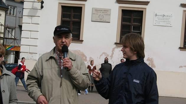 Den s Deníkem Slavkov u Brna
