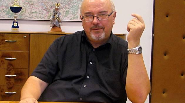 Ředitel vyškovské pobočky úřadu práce Jan Marek se po téměř dvou letech vrátil na své původní působiště. Je rád, že teď může trávit víc času v terénu.