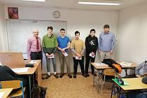 Slavkovská škola už ví, kdo je nejlepším truhlářem. Foto: Archiv školy