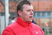 Trenér Framozu Rousínov Milan Boušek.