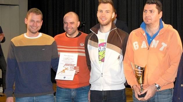 Město Bučovice vyhodnotilo své nejlepší sportovce a sportovní kolektivy za rok 2013.
