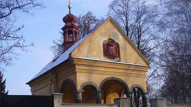 Hřbitovní kaple svatého Josefa v Ivanovicích na Hané. Ilustrační foto.