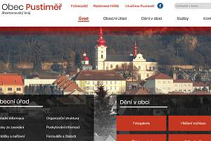 V krajském kole soutěže Zlatý erb 2020 o nejlepší webové stránky uspěla v kategorii obcí Pustiměř. Její web se umístil na prvním místě.