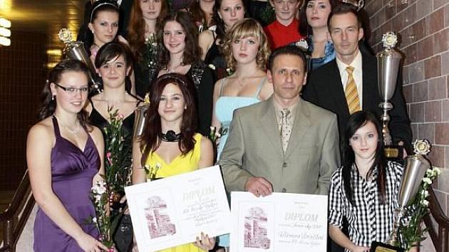 Nejlepší sportovci města Vyškova v roce 2011.