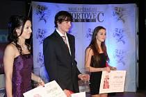 Na galavečeru byli vyhodnoceni nejlepší sportovci Vyškova za rok 2012 a Hvězda čtenářů Vyškovského deníku Rovnosti.