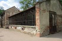 Oranžerie u habrovanského zámku se dočká rekonstrukce. Bude z ní restaurace.