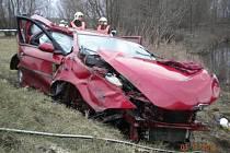 Příčina smrtelné nehody zatím není známá.