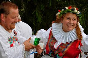 Ohlédnutí za tradičními hody v Ryhtářově.