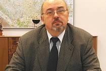 Ředitel vyškovského úřadu práce Jan Marek