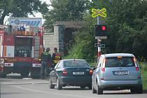 Smrtelná nehoda nedaleko železničního přejezdu ve vyškovské čtvrti Nosálovice