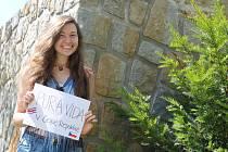 Gabi Sancho z Kostariky strávila na Vyškovsku více než deset měsíců. Z blížícího se návratu domů má rozporuplné pocity.
