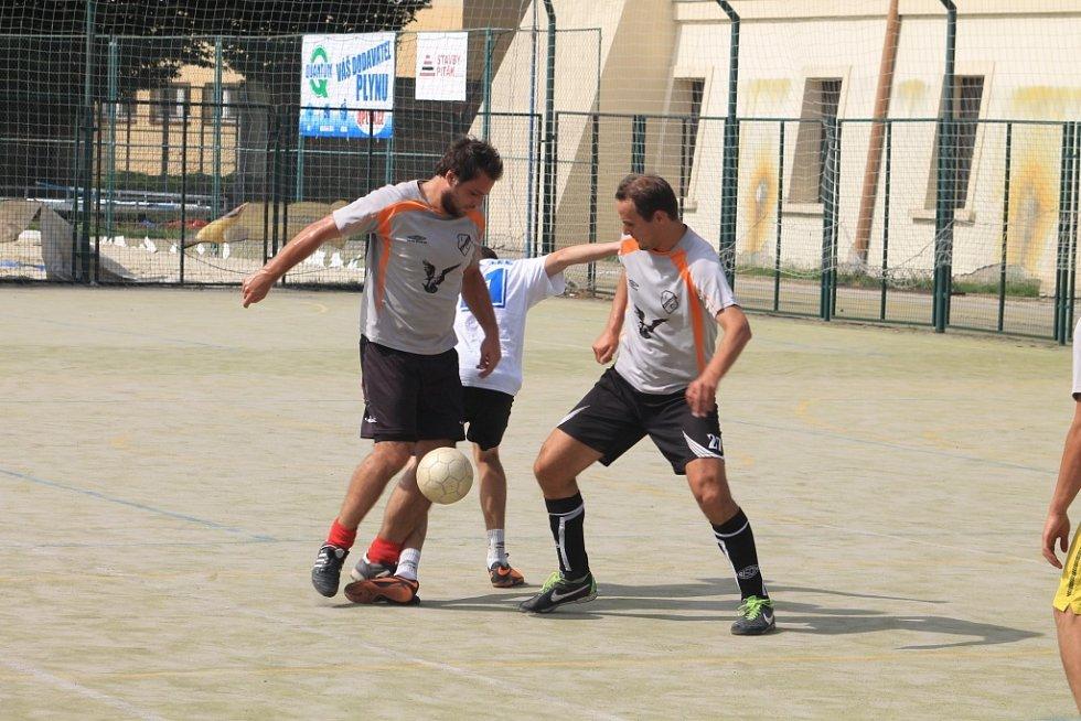 Letní Orel fup futsalistů vyhrálo ve Vyškově bučovické Dymano finálovým penaltovým rozstřelem s Amorem Vyškov.