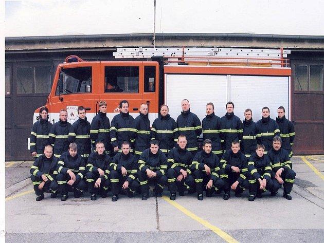 Vyškovští dobrovolní hasiči