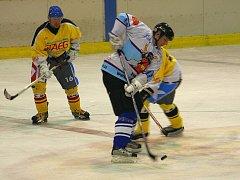 Hokejový turnaj O pirátskou dýku. Ilustrační foto.