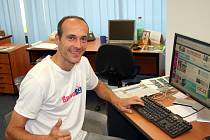 Ultramaratonec Milan Adamec.