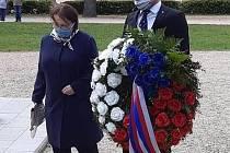 Slavkov u Brna si připomíná 75. výročí osvobození města Rudou armádou.