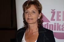 Lenka Břoušková, která provozuje prádelnu Malena ve Vyškově, získala v úterý ocenění Podnikatelka roku za okres Vyškov.