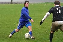 V okresním derby fotbalové A skupiny I.B třídy prohrály Švábenice s Bohdalicemi 1:4.