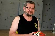 Basketbal Jiří Fojt předseda BK Vyškov.