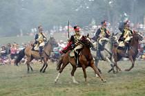 Slavkov u Brna si dne 15. srpna připomene Napoleonovy narozeniny. POřadatelé připravili bohatý program. Foto: Acaballado, z.s.
