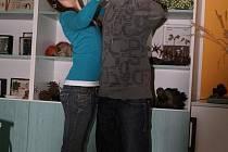 Vyškované Tomáš Rada a Žaneta Brizgalová mají společného koníčka, kterým je klasický tanec.