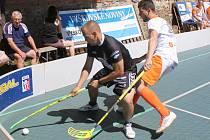 Přátelské florbalové turnaje Open Fair Vyškov 2016 přinesly spoustu zajímavých momentů.