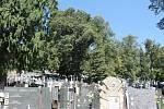 Dělnici se za pár týdnů pustí do první části oprav hřbitova.