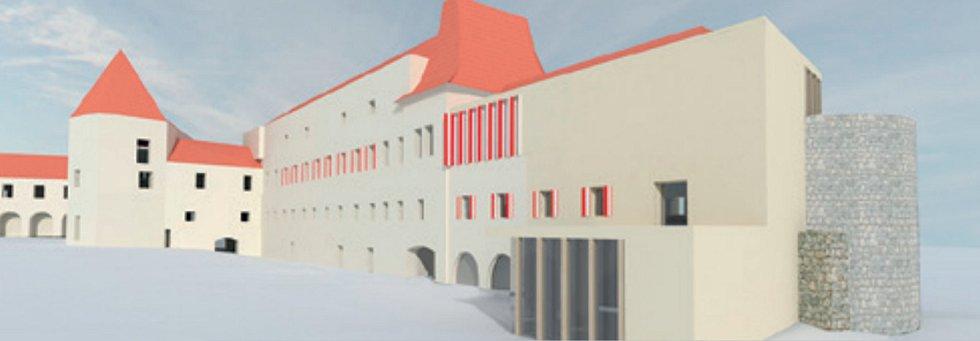 Plány se týkají vnitřních prostor zámku i jeho okolí.