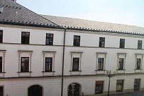 Město opravuje střechu v části areálu nazývaném Brychtovo.