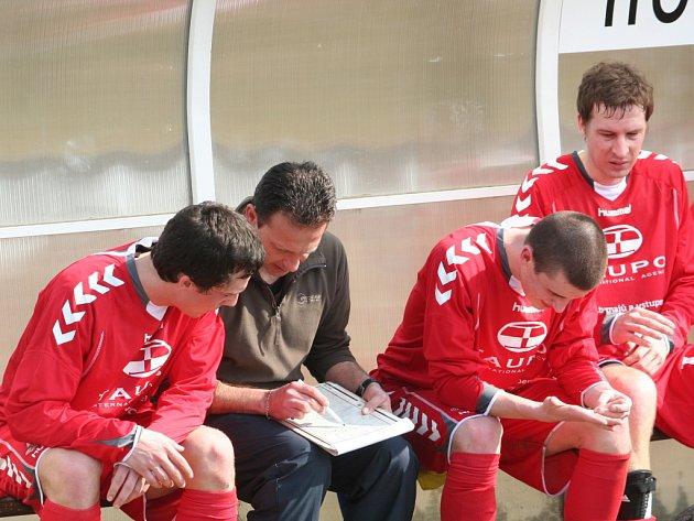 Fotbalisté MFK Vyškov - ilustrační foto.
