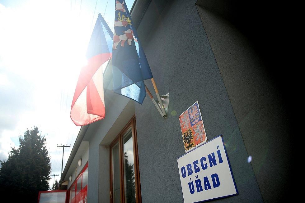Skládka ve Vážanech nad Litavou.