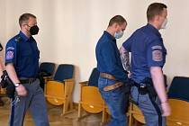 Za úmyslné usmrcení muži z Vyškovska Krajský soud v Brně uložil trest deseti a půl let ve vězení s ostrahou. Losman s rozsudkem souhlasí a činu lituje.
