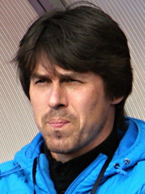 JAN TROUSIL. Fotbal, trenér MFK Vyškov.