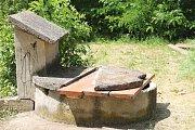 studna, ilustrační foto