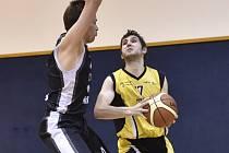Basketbalisté si poradili s Brodem i Kroměříží.