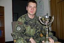 Viktor Novotný se zúčastnil Winter Survivalu už osmkrát, z toho pětkrát zvítězil.