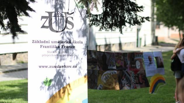 Základní umělecká škola Františka France.