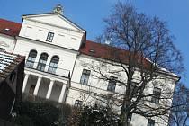 Zámek v Habrovanech. Ilustrační foto.